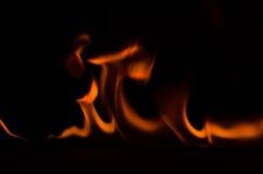 Fuego 1 del baile imagenes de archivo