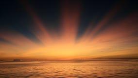 Fuego del mar fotografía de archivo libre de regalías