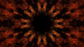 Fuego grande ilustración del vector