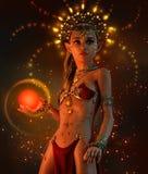 Fuego Lumi, 3d CG libre illustration