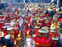 Fuego Nunca-Ardiendo Imagen de archivo libre de regalías