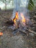 Fuego religioso imágenes de archivo libres de regalías