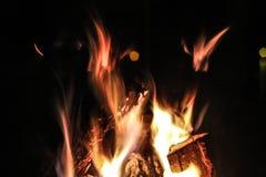 fuegos fotos de archivo