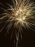 Fuegos artificiales 01 Imagenes de archivo