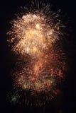 Fuegos artificiales 04 Imagen de archivo