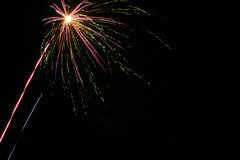 Fuegos artificiales 1 Foto de archivo