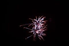 ¡Fuegos artificiales! Fotografía de archivo libre de regalías