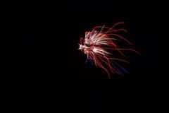 ¡Fuegos artificiales! Fotos de archivo libres de regalías