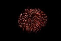 ¡Fuegos artificiales! Foto de archivo libre de regalías