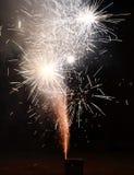 Fuegos artificiales del petardo de Minitype en el Año Nuevo chino Imagen de archivo