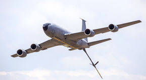 Fuel Aircraft Royalty Free Stock Photo