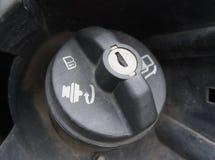 Fuel Cap Royalty Free Stock Image