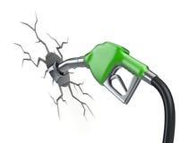 Fuel concept stock illustration