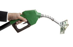 Fuel Concept Stock Image
