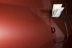 Fuel crisis concept Stock Photos