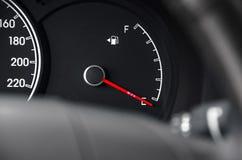 Fuel Dashboard Stock Photos