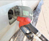 Fuel dispenser Stock Photography