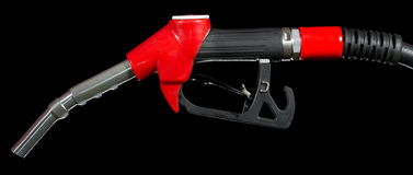 Fuel dispenser Royalty Free Stock Image