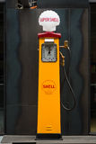 Fuel dispenser Beckmeter Royalty Free Stock Photo