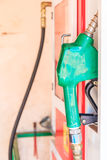 Fuel dispenser Stock Photo
