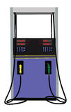 Fuel dispenser Royalty Free Stock Photos