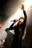 Fuel Fandango (electronic, funk, fusion and flamenco band) performs at Apolo Stock Photos