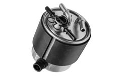 Fuel filter Royalty Free Stock Image