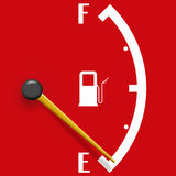 Fuel, gas, oil and all things related Royalty Free Stock Image