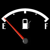 Fuel, gas, oil and all things related Royalty Free Stock Photography