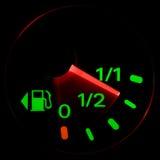 Fuel gauge Stock Photography