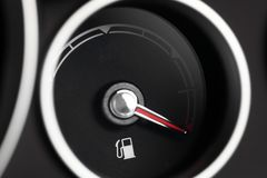 Fuel gauge Royalty Free Stock Images
