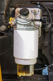 Fuel glass decanter Stock Photo