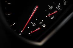 Fuel indicator. Stock Image