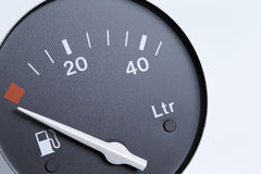 Fuel indicator Royalty Free Stock Photos