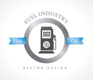Fuel industry Royalty Free Stock Images
