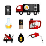 Fuel industry Stock Images