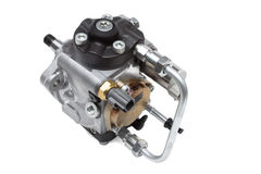 Fuel injection pump Stock Image