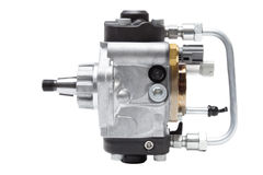 Fuel injection pump Royalty Free Stock Photos