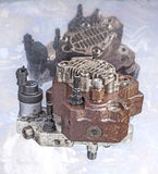 Fuel Injection Pump Stock Photos