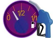 Fuel level sensor Royalty Free Stock Images