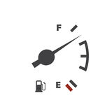 Fuel level sensor Stock Image