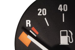 Fuel meter Stock Photos