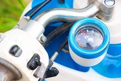 Fuel meter Royalty Free Stock Image