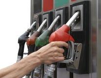 Fuel new 5 Stock Image