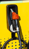 Fuel nozzle Royalty Free Stock Images