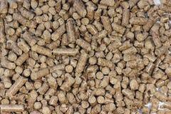 Fuel Pellets Stock Image
