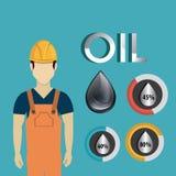 Fuel prices economy design Stock Photo