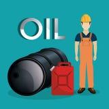 Fuel prices economy design Stock Photos