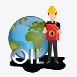 Fuel prices economy design Royalty Free Stock Photo