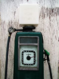 Fuel pump. A photo of an old fuel pump Stock Image